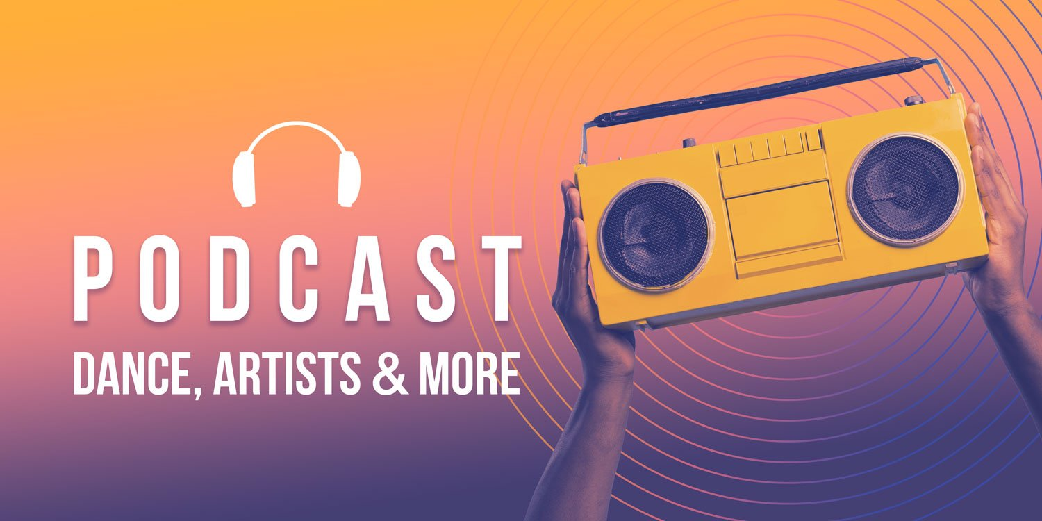 Podcast blue art events